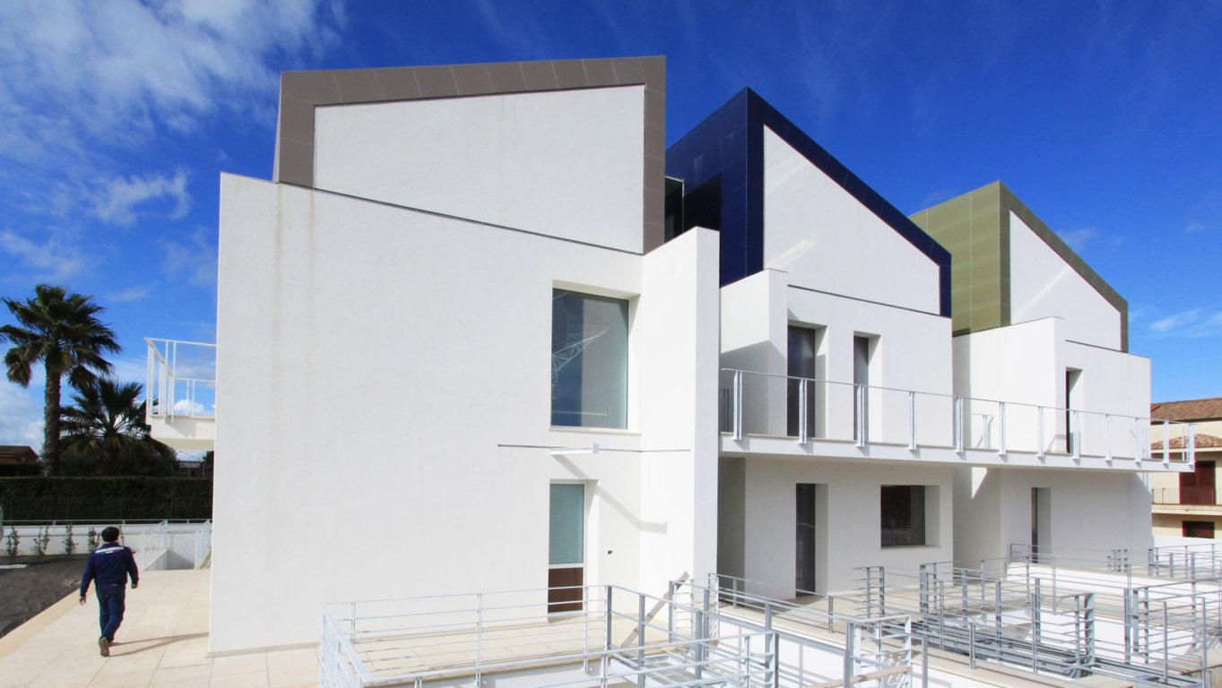 Ccc Studio Antonio Giummarra Plurifamiliare – Edificio Architettura Di yvw8ON0nm